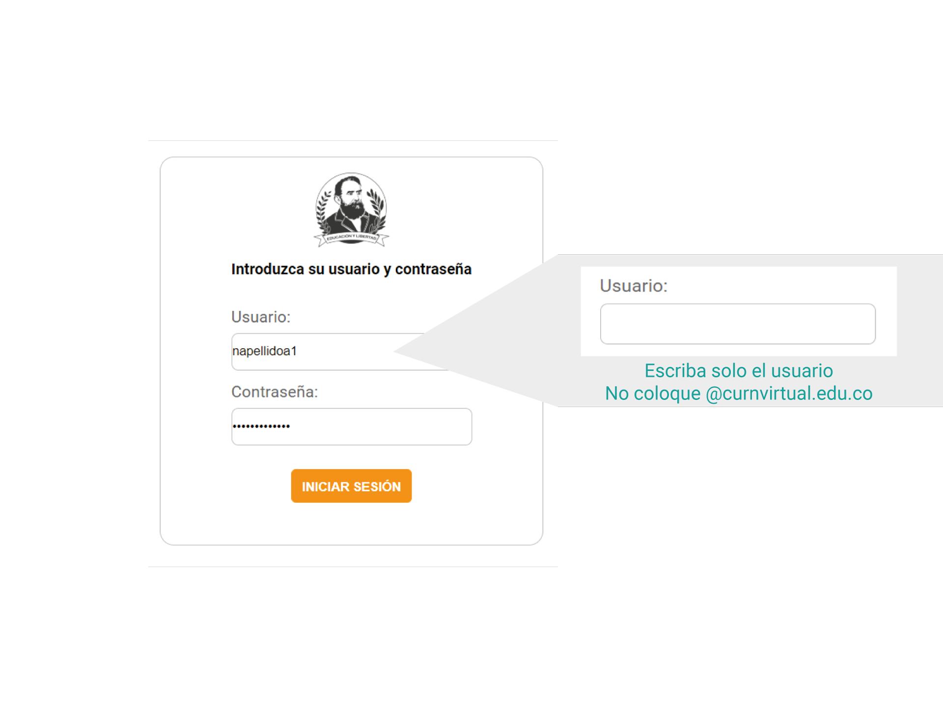 1. Ingresar al portal - Servicios Académicos